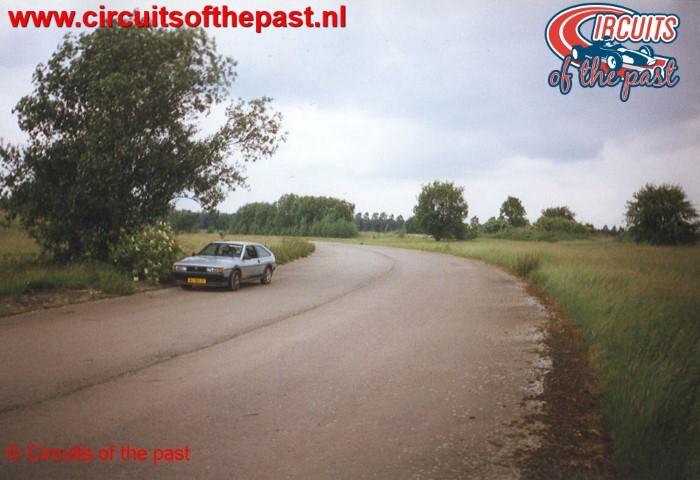 Abandoned circuit Nivelles-Baulers Big Loop