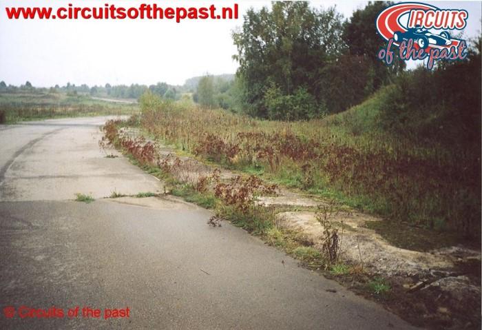 Track visit Nivelles-Baulers 2003