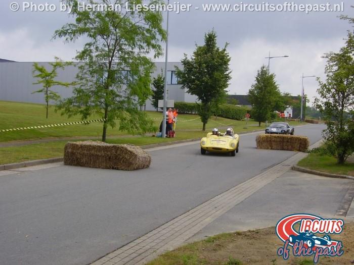 Grand Prix Revival Nivelles-Baulers Chicane