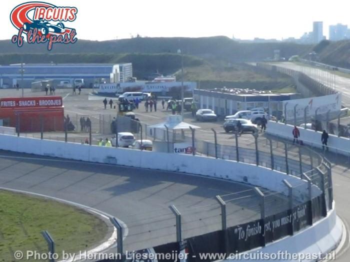 Zandvoort Circuit - Hugenholtz Corner