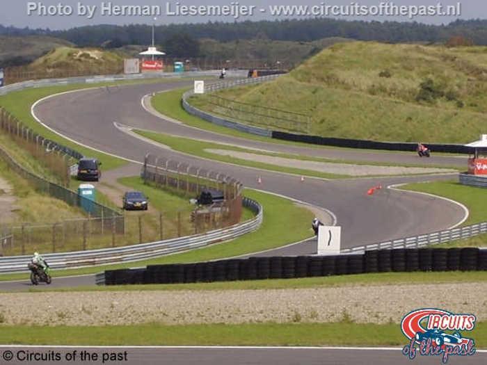 Old Zandvoort Circuit - Rob Slotemaker Corner