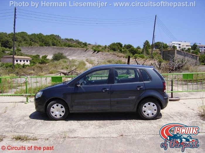 Circuit Autòdrom Sitges-Terramar - Rental car