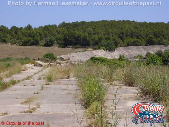 Sitges-Terramar circuit 2008