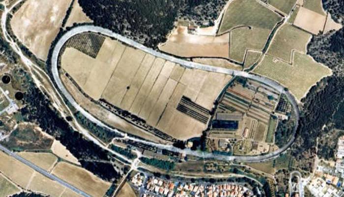 Sitges-Terramar race track