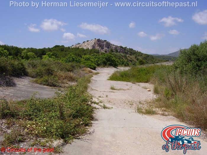 Sitges-Terramar race track 2008
