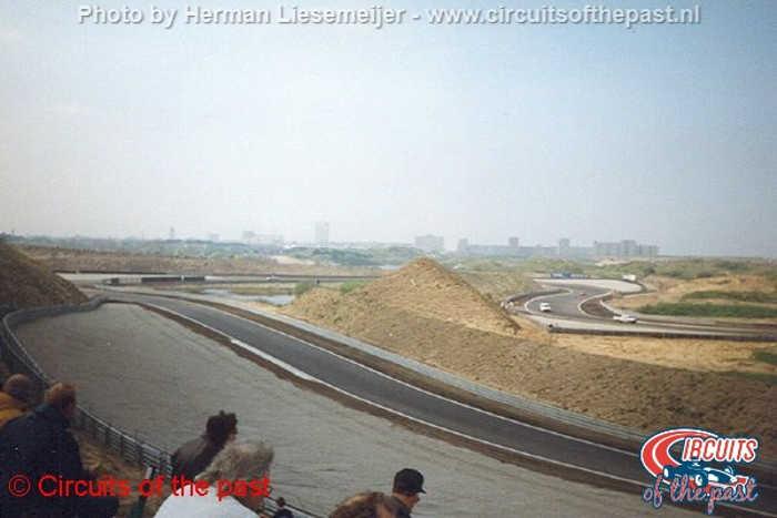 Zandvoort circuit 1999 - Opening day