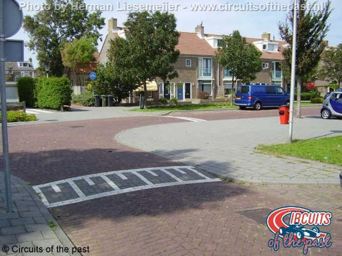Zandvoort street circuit today