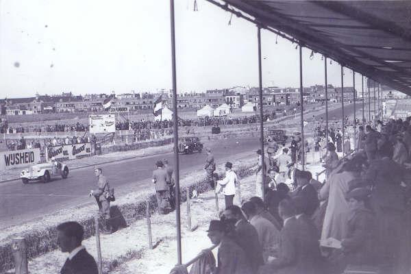 Zandvoort street circuit 1939