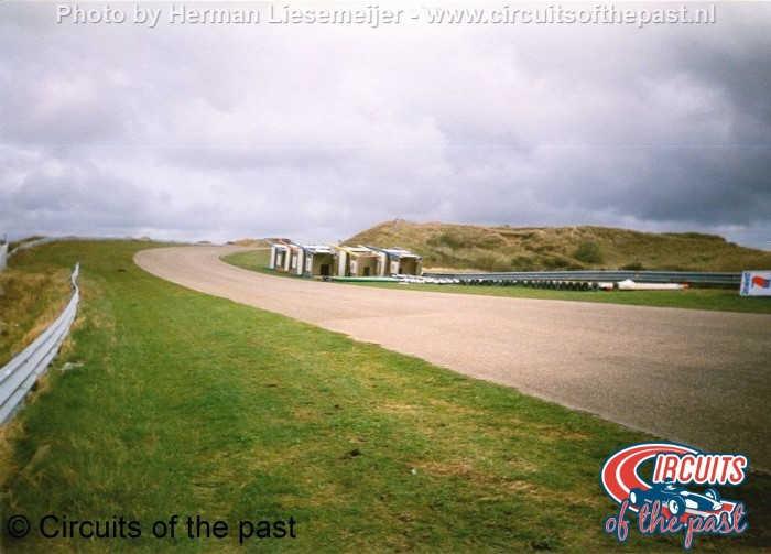 Zandvoort circuit 1998 - Abandoned section
