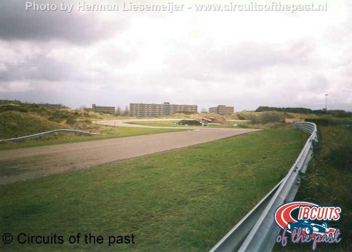 Old Zandvoort Circuit - The abandoned Marlboro Corner 1998