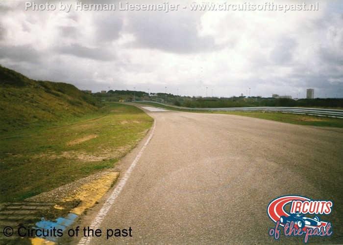 Old Zandvoort circuit - Exit Scheivlak Corner