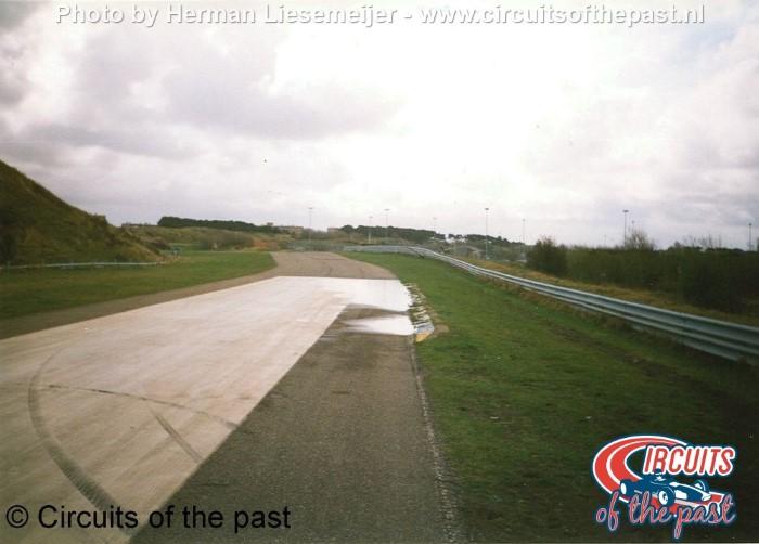 Old Zandvoort circuit - Entry Marlboro Corner