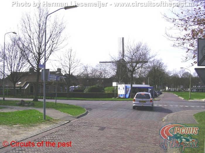 Dutch TT 1925 - First corner now