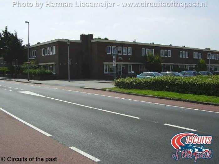 Zandvoort street circuit – Nicolaas Beetslaan