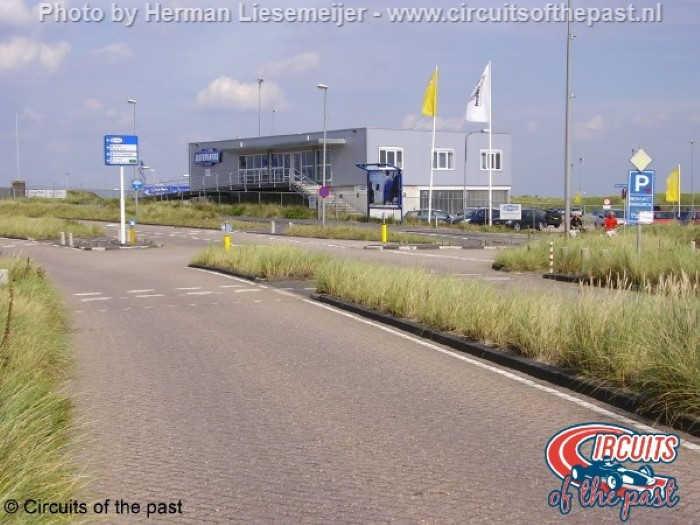 Zandvoort street circuit – Vondellaan