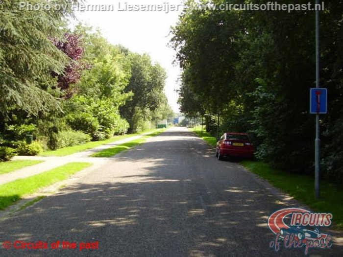 Dutch TT 1925 - Country road