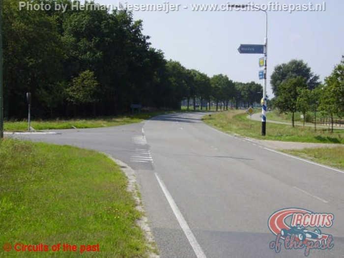 Dutch TT 1925 - Intersection Westdorp