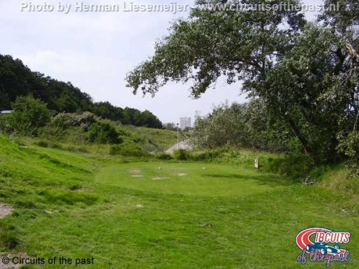 Old Zandvoort circuit - Golf Course