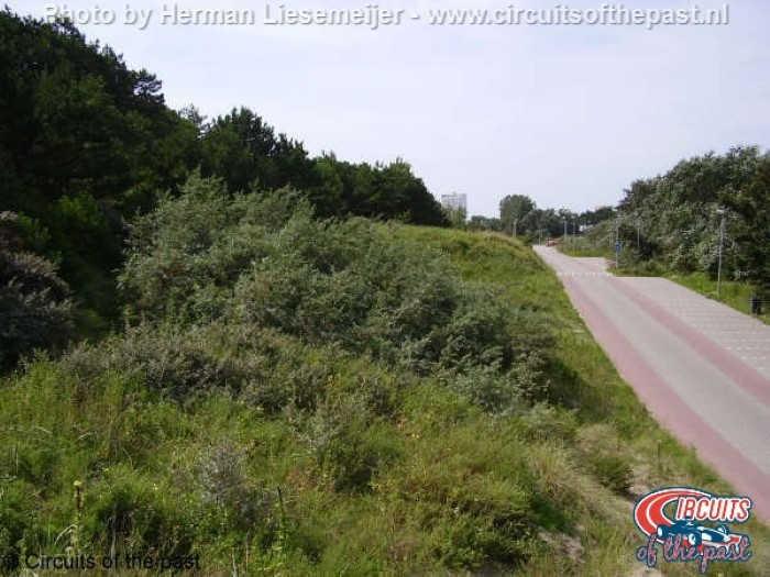 Old Zandvoort circuit - Tunnel East