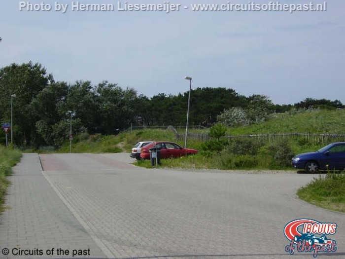 Old Zandvoort circuit - Public road