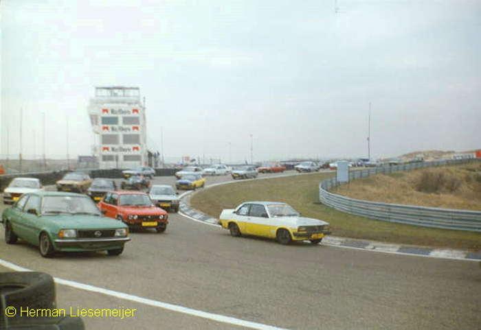 Track Day Zandvoort Circuit 1993