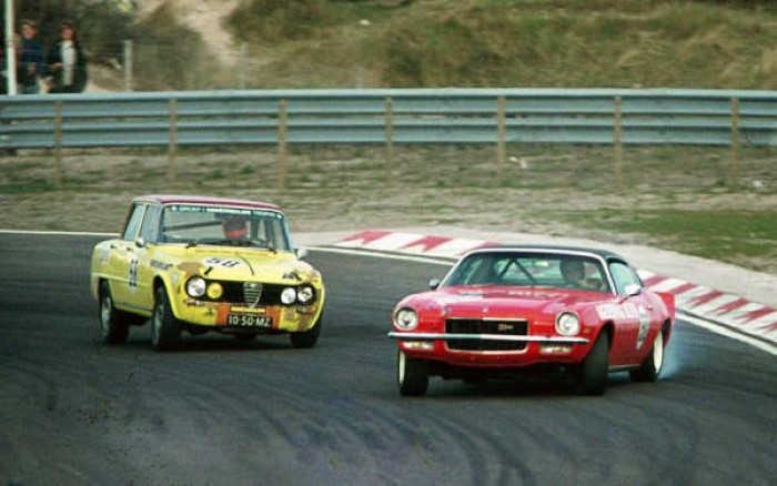 Zandvoort Circuit - Panorama Corner 1974
