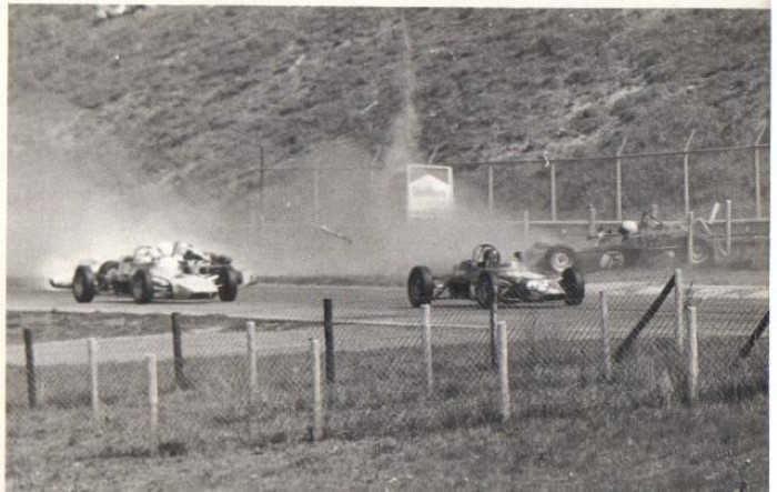 Zandvoort Circuit - Panorama Corner 1980