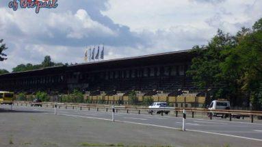 AVUS Berlin grandstand