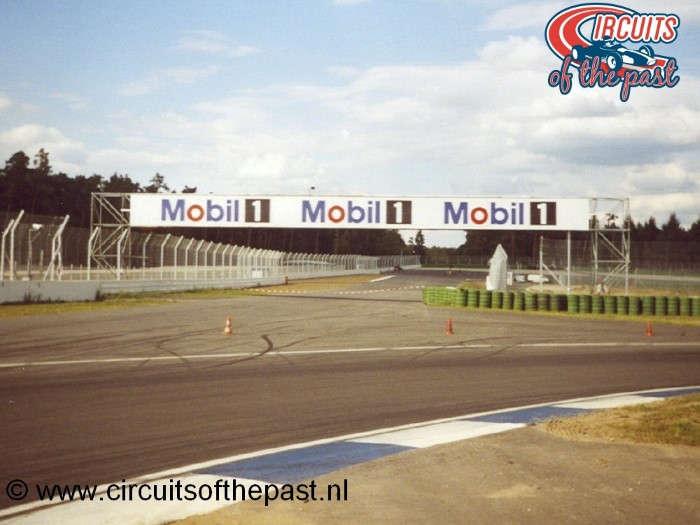 Hockenheimring in 2002 - Kleiner Kurs