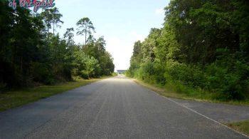 Hockenheim Circuit - Straight from the Ostkurve to the Senna Chicane