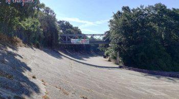 Brooklands circuit - Members Bridge