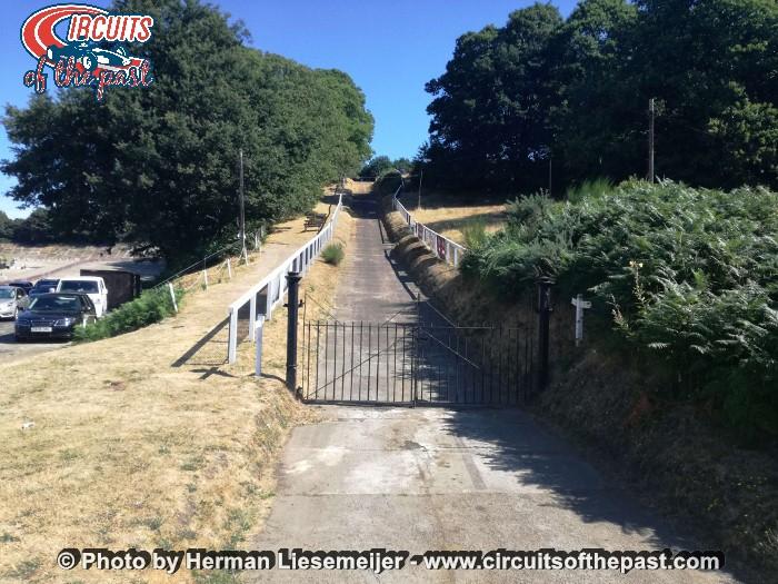 Brooklands circuit - Test Hill
