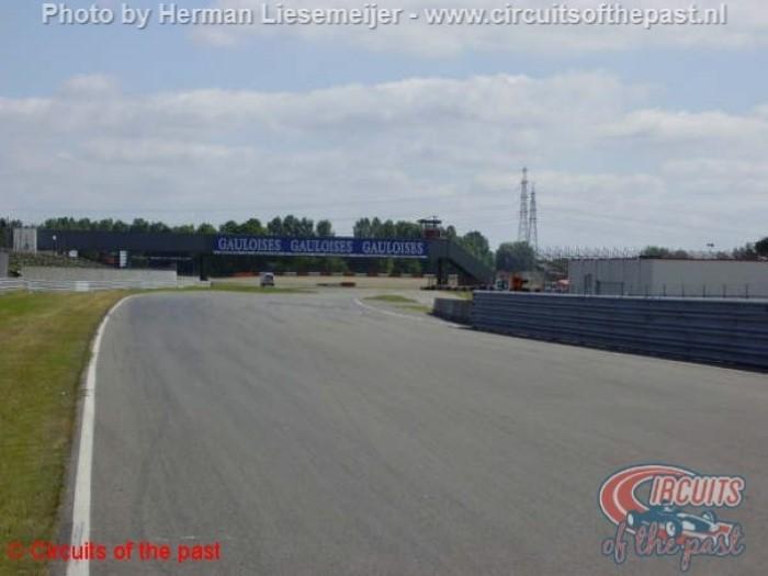 Assen Circuit 1926 - 1954 - S-Corner