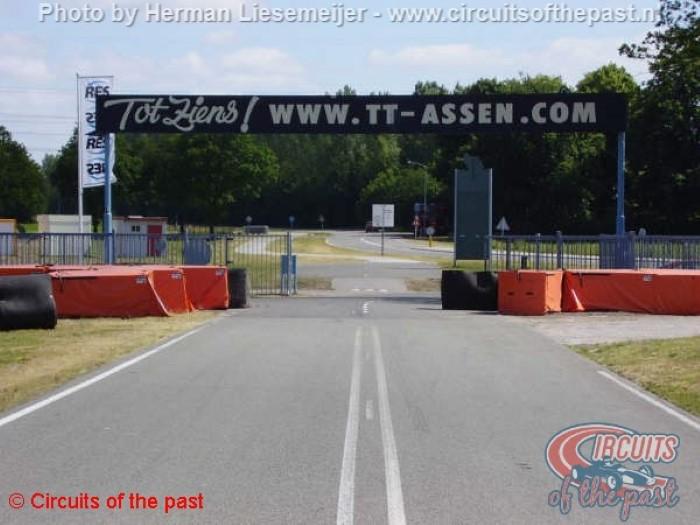 Assen Circuit 1926 - 1954