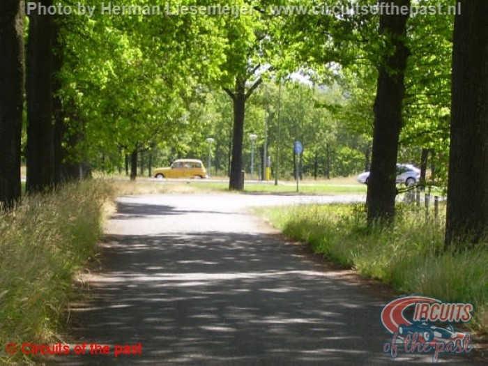 Assen Circuit 1926 - 1954 - Bartelds Corner
