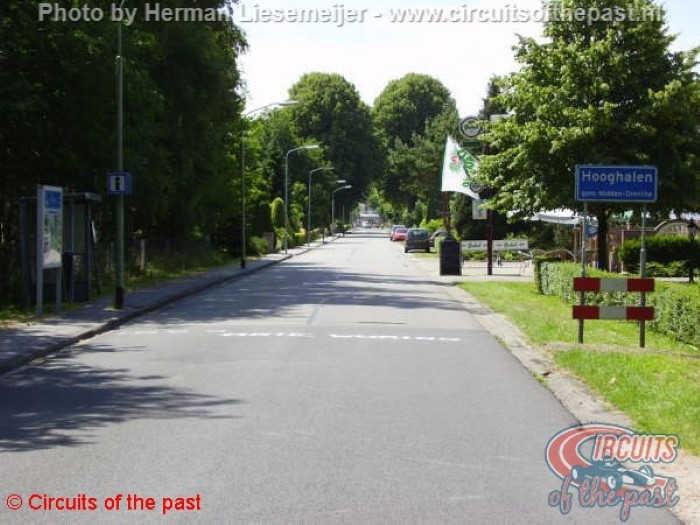 Assen Circuit 1926 - 1954 - Hooghalen