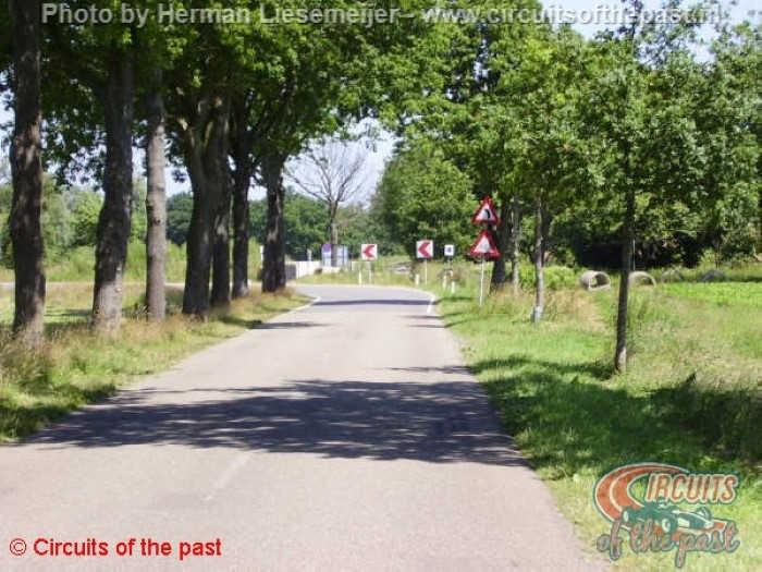 Assen Circuit 1926 - 1954 - Laaghalerveen to Assen