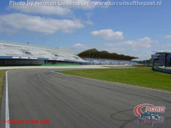"""Assen Circuit 1926 - 1954 - """"Kniebocht"""""""