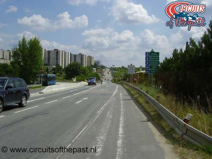 Masaryk Circuit Brno - First Corner?