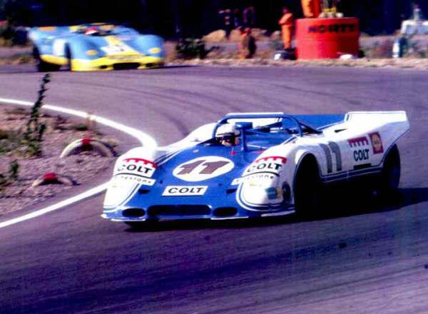 Keimola Circuit - Interseries 1970