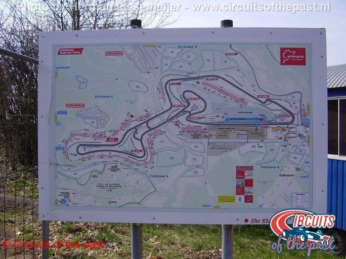 Nürburgring - Grand Prix Strecke