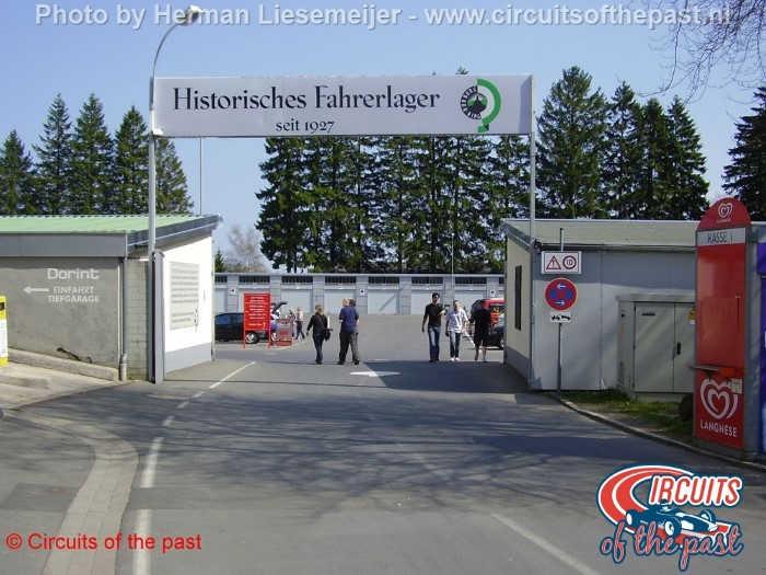 Nürburgring - Old paddock