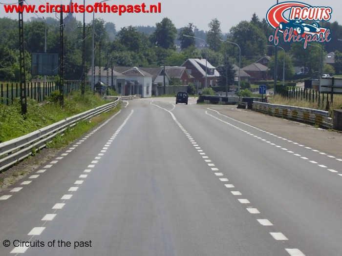 Old Chimay Circuit - Start/Finish