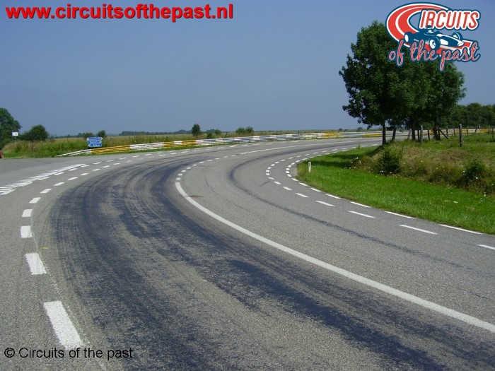 Old Chimay Circuit - Salles