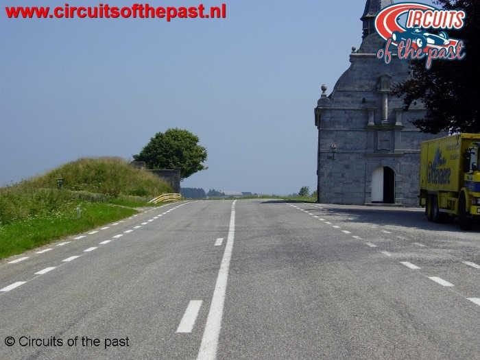 Old Chimay Circuit - Chapelle de l'Arbrisseau