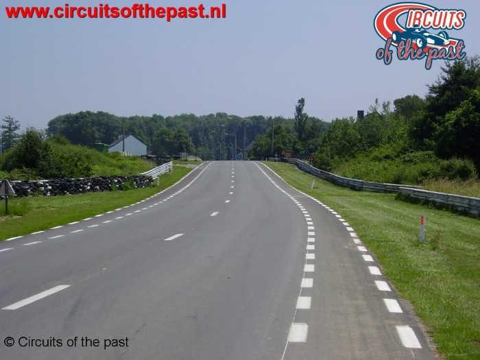 """Old Chimay Circuit - """"Petit Pont"""""""