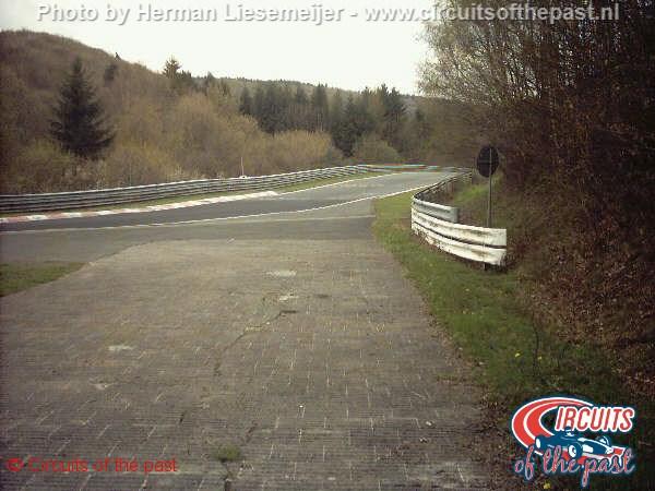 Nürburgring - Steilstrecke Corner