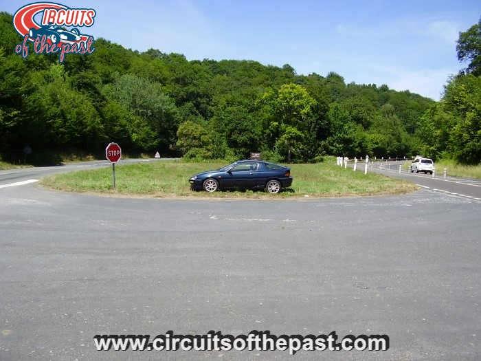 Circuit Rouen-les-Essarts - Nouveau Monde Hairpin