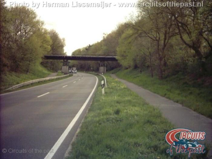 Grenzlandrng Wegberg Germany - Roermonder Kurve
