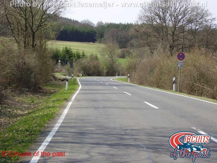 Nürburgring Südschleife - Bocksberg Corner